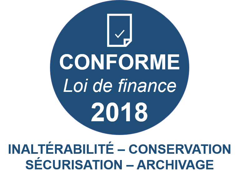 CONFORME LOI DE FINANCE 2018